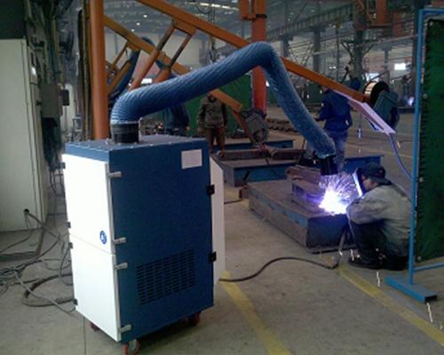 手工焊移动单机除尘