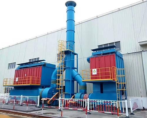 北京电炉除尘